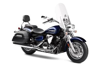 Yamaha 2017 V Star 1300 Tourer