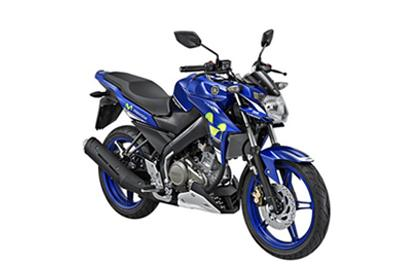 Yamaha V-Ixion Movistar