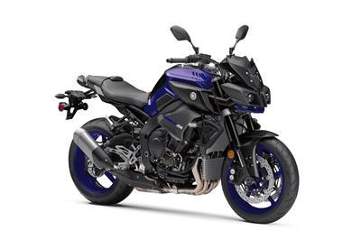 Yamaha 2018 MT-10