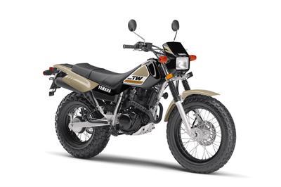 Yamaha 2018 TW200