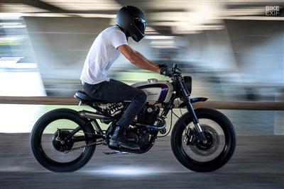 Yamaha SR400 mẫu xe dễ độ nhất hành tinh