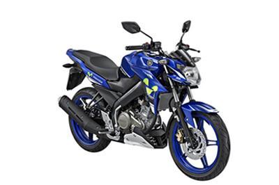 Yamaha V-Ixion Movistar
