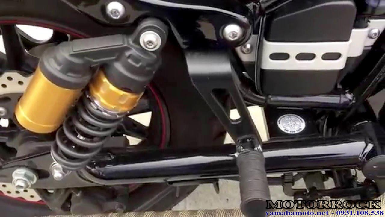 Yamaha Bolt 950R 2018 cao cấp nhập khẩu từ Nhật Bản