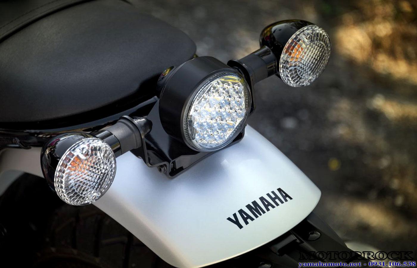 Yamaha SCR 950 2017 giá rẻ chính hãng
