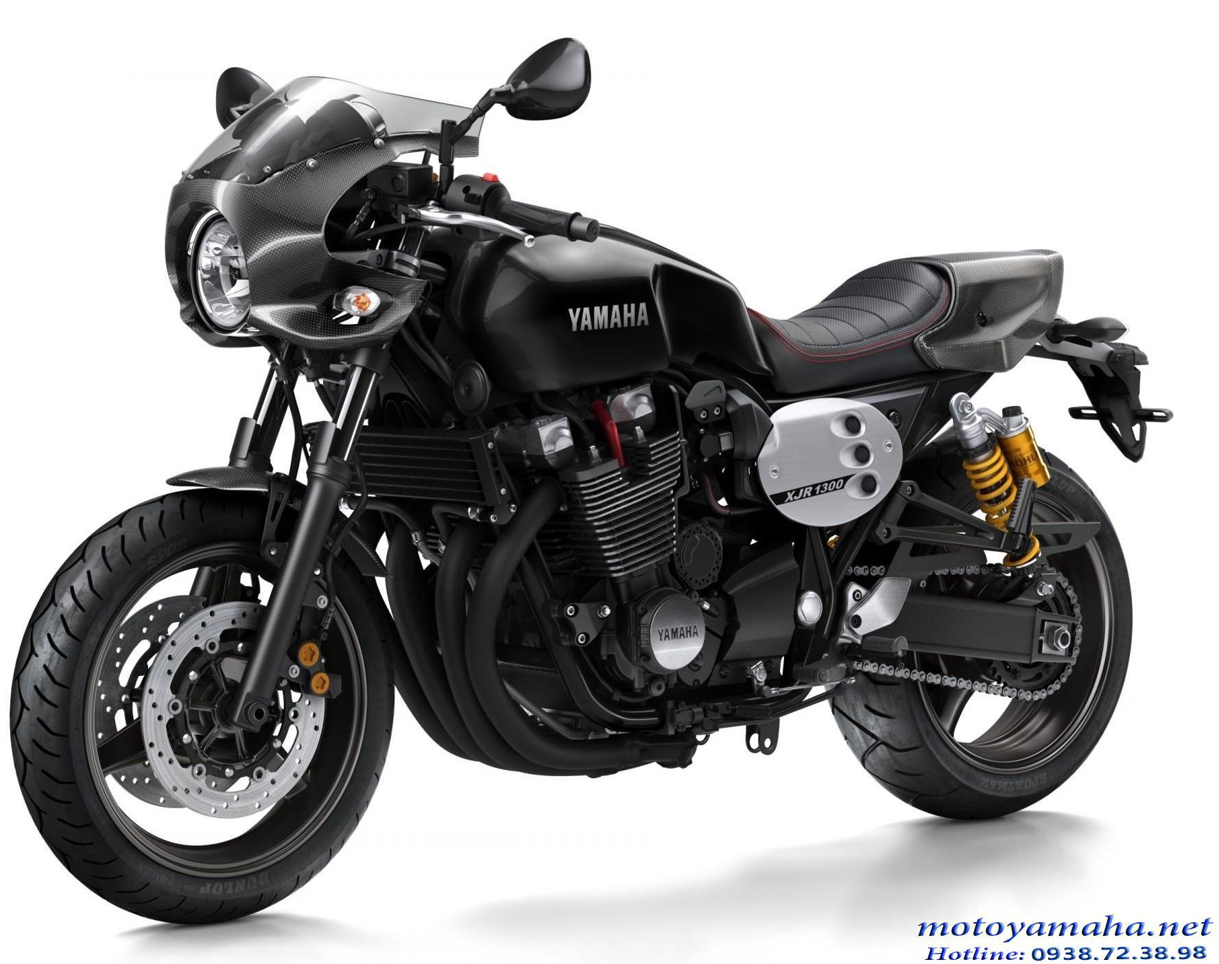 Yamaha XJR1300 racer nhập khẩu chính ngạch