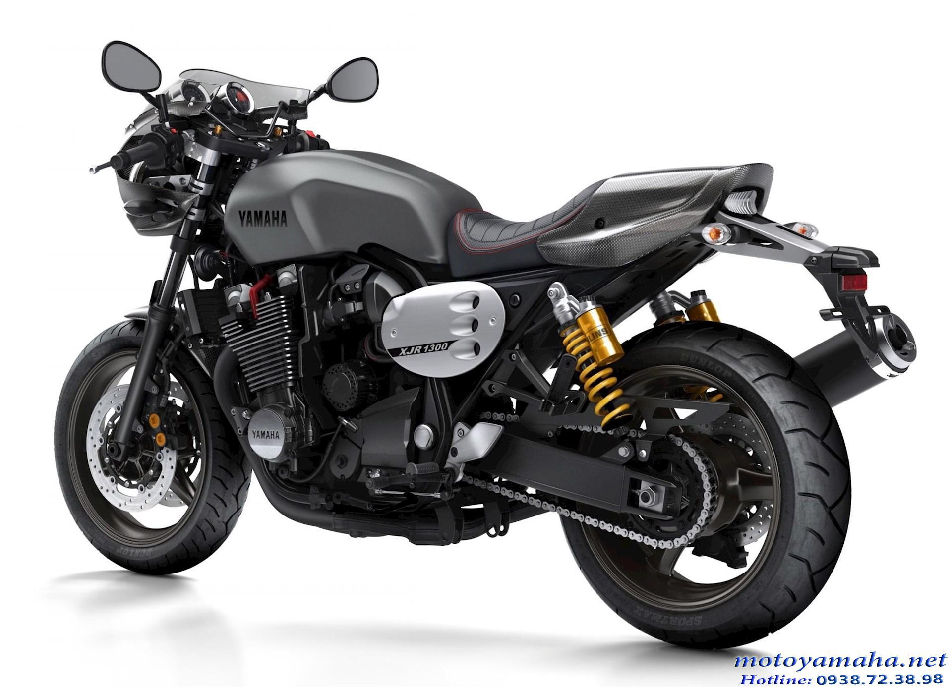 Yamaha XJR1300 racer zin không phải độ