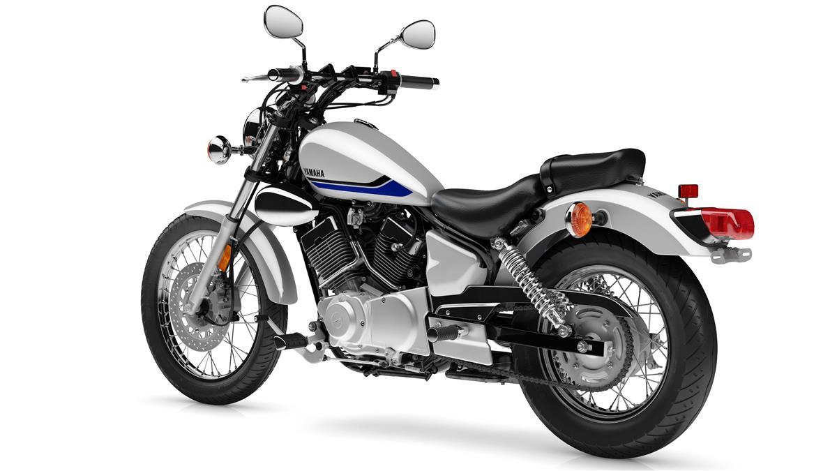 Yamaha V star 250 2020
